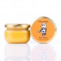 Мед натуральный с добавками ТМ Мёд-шмёд Фокс-мажор (150 г)