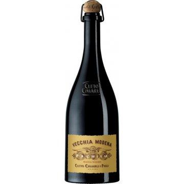 Игристое вино Cleto Chiarli Lambrusco Enrico Cialdini Grasparossa di Castelvetro (0,75 л)