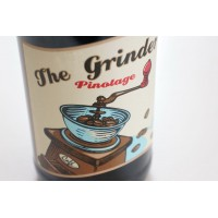 Вино The Grinder Pinotage (0,75 л)
