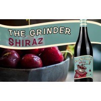 Вино The Grinder Shiraz (0,75 л)