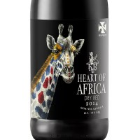 Вино Heart of Africa Dry Red (0,75 л)
