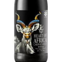 Вино Heart of Africa Cabernet Merlot (0,75 л)