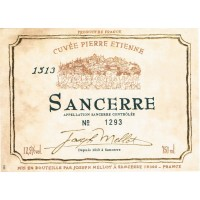 Вино Joseph Mellot Sancerre Cuvee Pierre Etienne, 2015 (0,75 л)