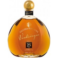 Коньяк Vecchia Romagna Venticinque 25 Years Old, gift box (0,5 л)