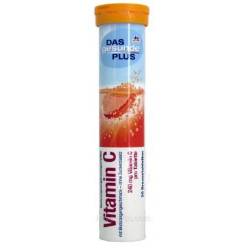 Витамины Das gesunde Vitamin C (20 шт)