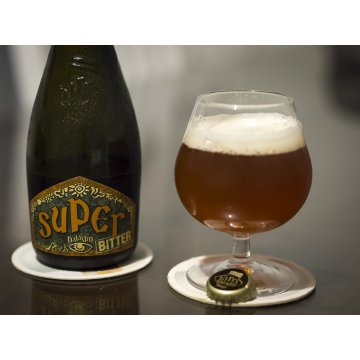 Пиво Baladin Super bitter (0,33 л)