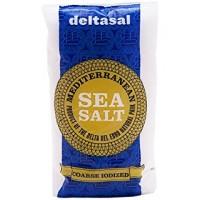 Морская соль Гурме, мелкий помол (1 кг)