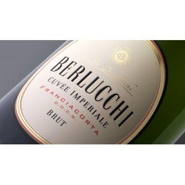 Игристое вино Guido Berlucchi Cuvee Imperiale Brut (0,375 л)