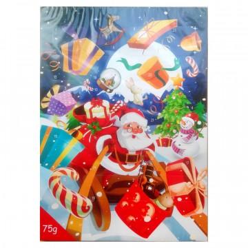 Конфеты Шоколадный календарь Windel (в ассортименте), 75г