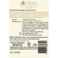 Вино Salentein Cabernet Sauvignon Barrel Selection (0,75 л)