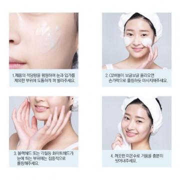 Кислородная очищающая маска Holika Holika Soda pore cleansing O2 bubble mask (100 мл)