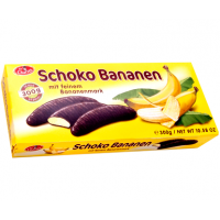 Конфеты Sir Charles Schoko Bananen, 300 г