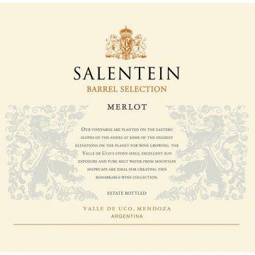 Вино Salentein Merlot Barrel Selection (0,75 л)