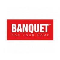 Пластиковая кружка Banquet Double, красная (450 мл)