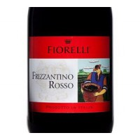 Шампанское Fiorelli Frizzantino Rosso (1,5 л)