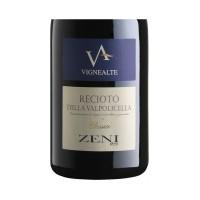 Вино Zeni Recioto della Valpolicella Classico Vigne Alte, 2015 (0,75 л)