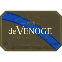 Шампанское Champagne de Venoge Cordon Bleu Millesime, 1990 (0,75 л)