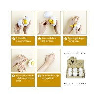 Пилинг-гель яичный Holika Holika White Egg Peeling Gel (140 мл)