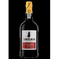 Набор Sandeman Ruby Porto 0,75 + Sandeman Ruby Porto 0,75