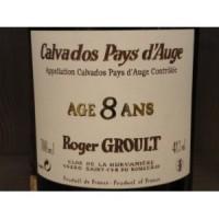 Кальвадос Roger Groult 8 ans (0,7 л)