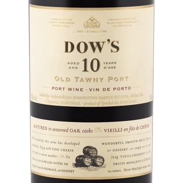 Вино Dow's 10 Years Old Tawny Port (0,75 л)