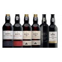 Вино Dow's 20 Years Old Tawny Port (0,75 л)