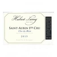 Вино Hubert Lamy Saint-Aubin 1er Cru Clos du Meix, 2015 (0,75 л)
