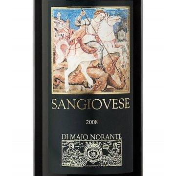 Вино Di Majo Norante Sangiovese (0,75 л)