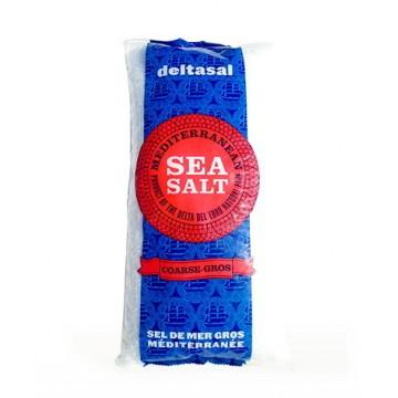 Морская соль Гурме, крупный помол (1 кг)