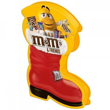 Шоколадные конфеты M&Ms friends, сапожок (182 г)