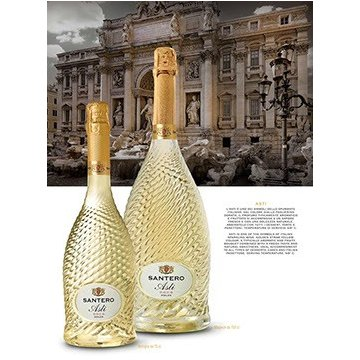 Игристое вино Santero Asti Santero Twist (0,75 л)