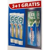 Набор зубных паст Blend-a-Med Complete Milde Frische (4x75 мл)