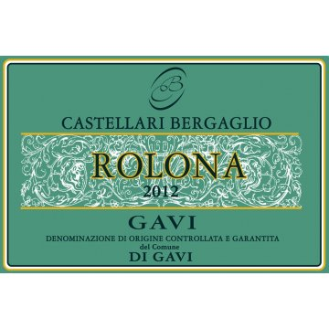 Вино Castellari Bergaglio Gavi di Gavi Rolona (0,75 л)