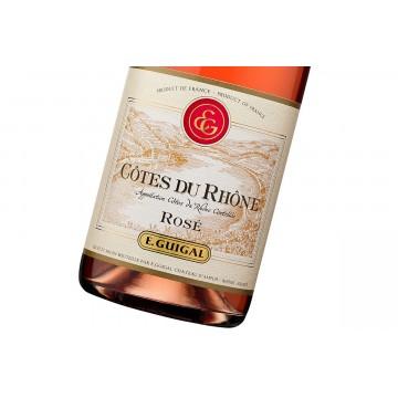 Вино E.Guigal Cotes-du-Rhone Rose, 2018 (0,75 л)