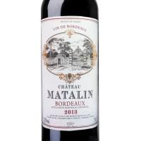 Вино Chateau Matalin, 2013 (0,75 л)
