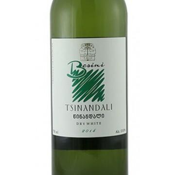 Вино Besini Tsinandali (0,75 л)