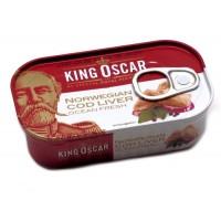 Печень трески King Oscar (121 г)