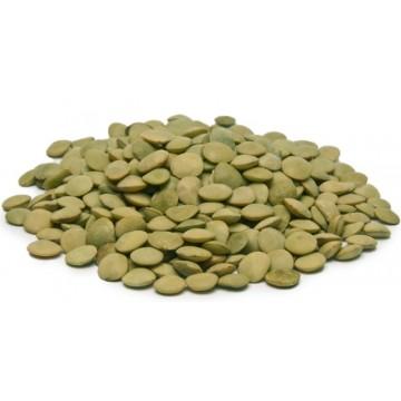 Чечевица зеленая Plony Natury (500 г)