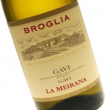 Вино Broglia Gavi La Meirana (0,375 л)