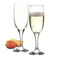 Набор бокалов для шампанского Pasabahce Bistro (190 мл, 2 шт.)