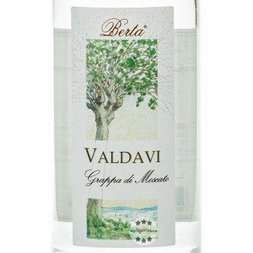 Граппа Berta Valdavi (0,7 л)