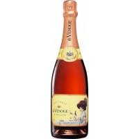 Шампанское Champagne de Venoge Brut Rose (0,75 л) GB