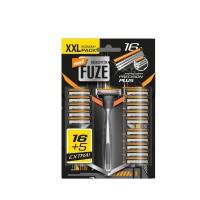 Станок для бритья BODY-X FUZE +21 запаска