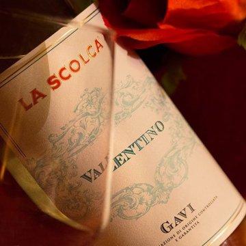 Вино La Scolca Gavi il Valentino (0,75 л)