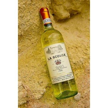 Вино La Scolca Gavi Etichetta Bianca (0,75 л)