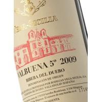 Вино Vega Sicilia Valbuena 5°, 2009 (0,75 л)