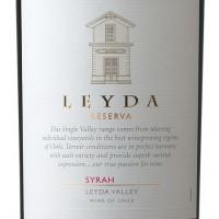 Вино Leyda Syrah Reserva (0,75 л)