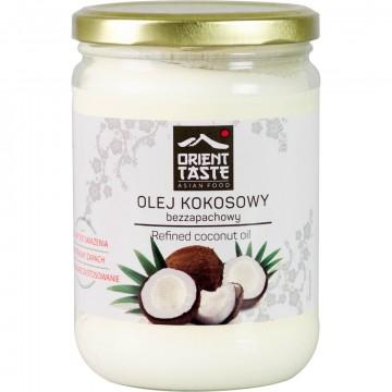 Кокосовое масло M & K Olej Kokosowy (500 мл)