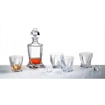 Набор стаканов Bohemia Quadro (340 мл, 6 шт)