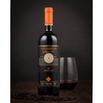 Вино Firriato Santagostino Baglio Soria Nero d'Avola Syrah (0,75 л)